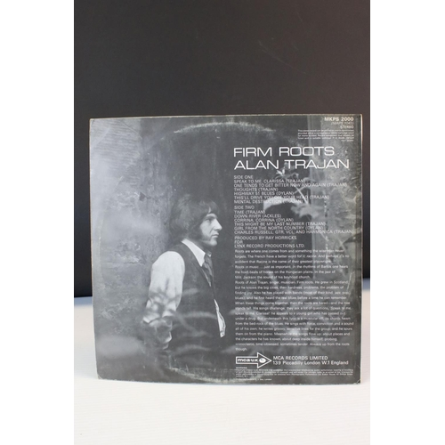 425 - Vinyl - Alan Trajan 'Firm Roots' (MKPS 2000) Sleeve VG with price sticker to front and some shelf we...