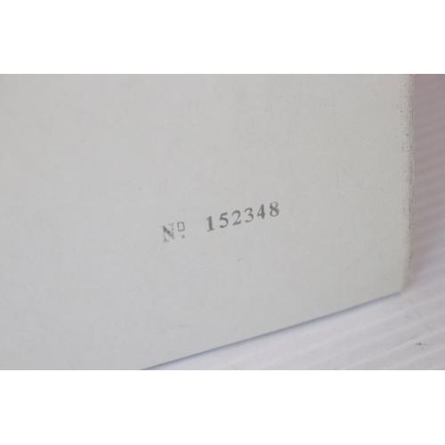 505 - Vinyl - The Beatles White Album (PCS 7067/8) Stereo No. 152348, side opener, poster, no photos, whit...