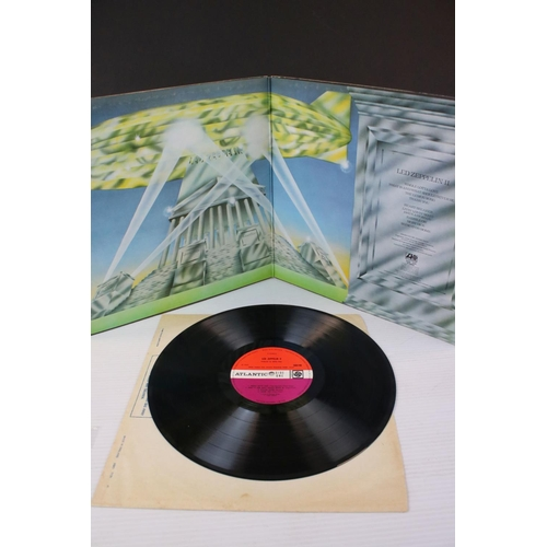 517 - Vinyl - Led Zeppelin Two (588198) Red & Maroon Atlantic label, credits 'Killing Floor', The Lemon So...