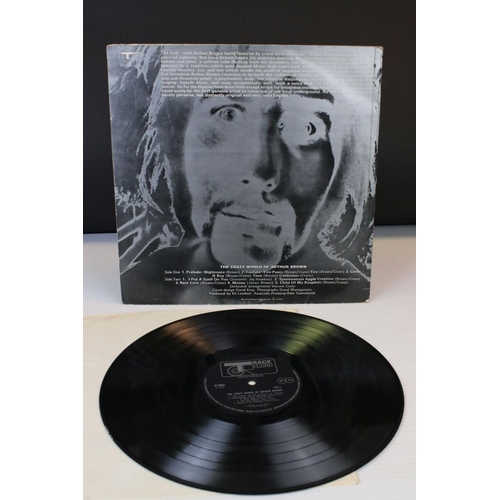 83 - Vinyl - The Crazy World of Arthur Brown self titled LP on Track 613005, stereo, sleeve g+ charity st...