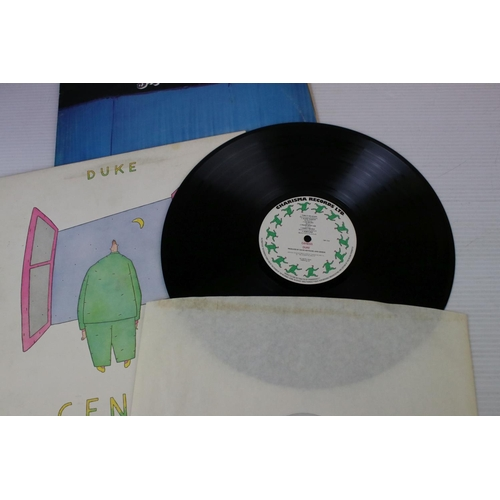 835 - Vinyl - Genesis 6 LP's to include Nursery Cryme (CAS 1052) textured sleeve, pink scroll label, gatef...