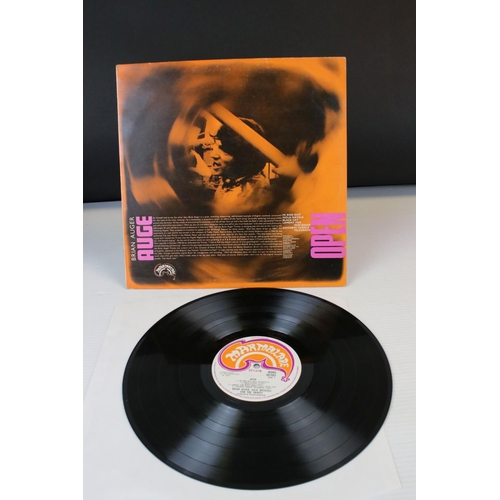 89 - Vinyl - Brian Auger / Julie Driscoll Open LP on Marmalade 607002 mono, sleeve and vinyl vg+, sleeve ...