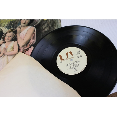 176 - Vinyl - Three Man LPs to include Do You Like It Here, Now, Are You Settling In? WAS29236, price stic...