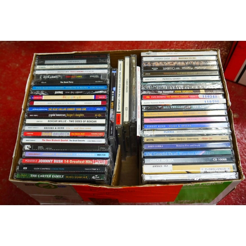 560 - CD's - Over 300 CDs spanning the genres and decades to include Buddy Holly, Elvis, Don McLean, Rod S...