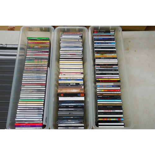 541 - CDs - around 150 cd albums in excellent condition featuring indie, alternative, pop to include Super...