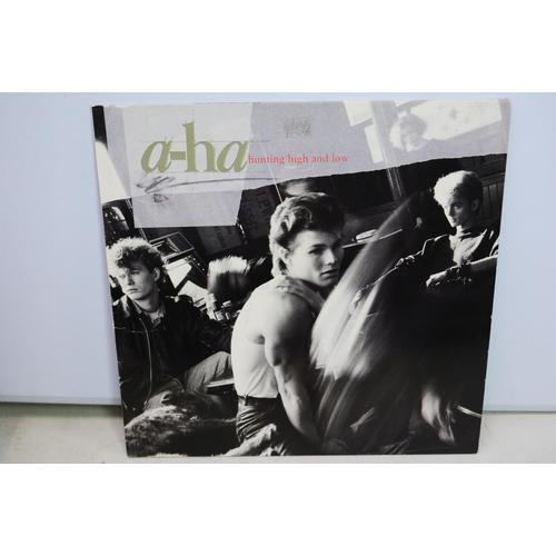 823 - Vinyl - Pop, Indie, 80's collection of around 40 LP's to include Michael Jackson, Duran Duran, Deaco...