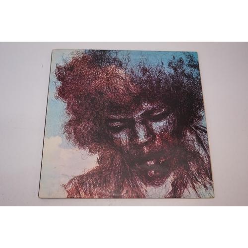 385 - Vinyl - Jimi Hendrix The Cry Of Love (Track 2408 101) gatefold sleeve.  Sleeve & Vinyl VG+