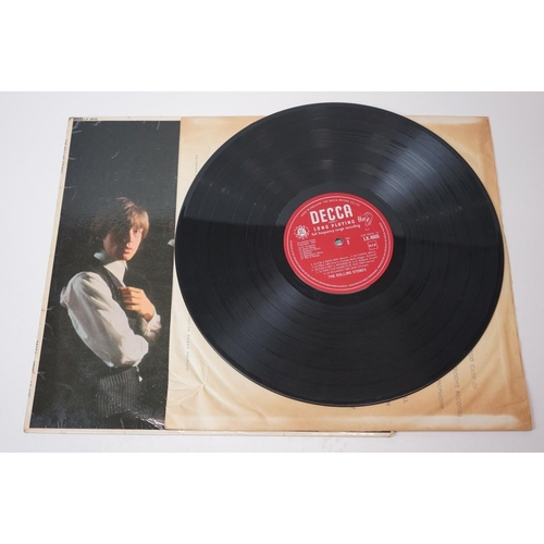 388 - Vinyl - Rolling Stones Self Titled (LK 4605) sleeve lists I Need You Baby, matrices 1A and 3A.  Slee...