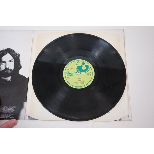 389 - Vinyl -Pink Floyd 2 LP's to include Wish You Were Here (SHVL 814) and Meddle (SHVL 795) EMI to label...