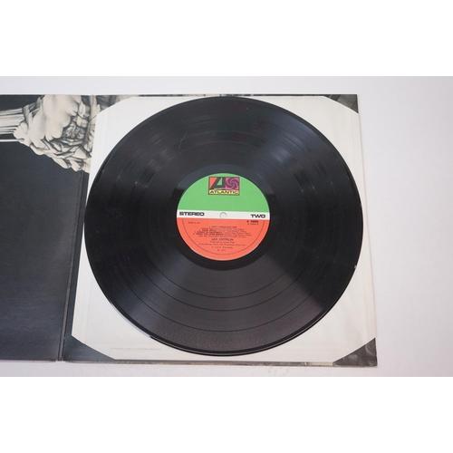 390 - Vinyl - Led Zeppelin Four Symbols (K 50008) green and orange Atlantic label, no 4 symbols to label, ...