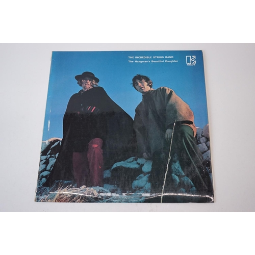 397 - Vinyl - Incredible String Band The Hangman's Beautiful Daughter (EUK 258) mono, folded insert.  Slee...