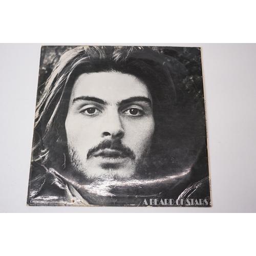 466 - Vinyl - Tyrannosaurus Rex A Beard Of Stars (Regal Zonophone SRLZ 1013) Stereo, lyric sheet included ...