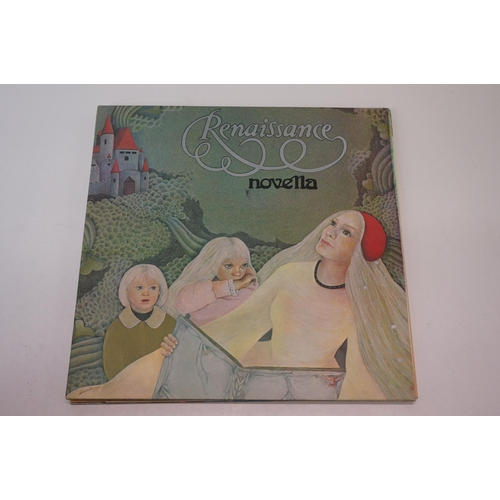 474 - Vinyl - Six Renaissance LPs to include Turn of the Cards BTM1000, Ashes are Burning SVNA T261, Prolo...