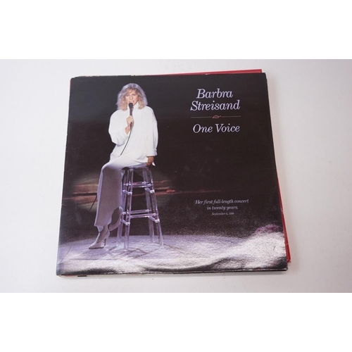 182 - Vinyl - 13 Barbara Streisand LPs to include People, Stoney End, Barbara Joan, The Way We Were etc, s...