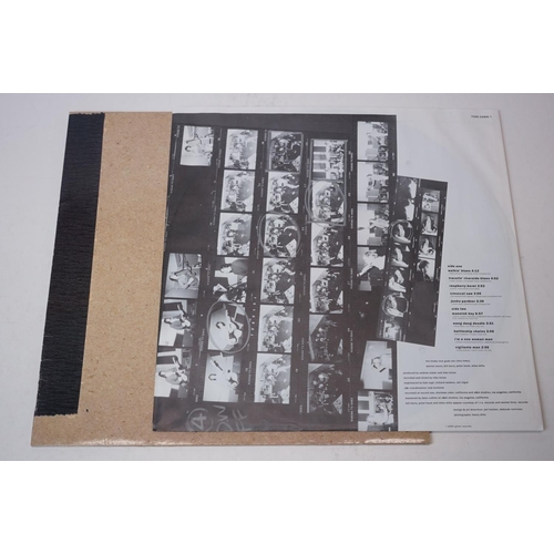 187 - Vinyl - Hindu Love Gods self titled LP on Giant 7599 24406-1, 1990 recording with printed black & wh...