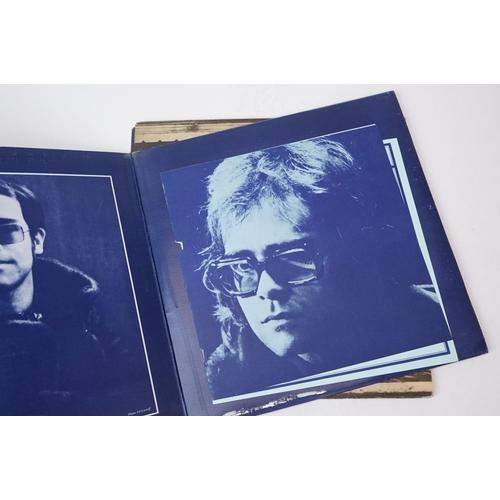 188 - Vinyl - 10 Elton John LPs to include Too Low for Zero, Breaking Hearts, Live in Australia, Goodbye Y...