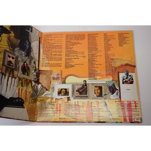 405 - Vinyl - Mothers Of Invention and Frank Zappa 3 LP's to include Hot Rats (K 44078) Reprise steamboat ...