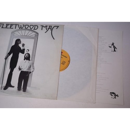 406 - Vinyl - Fleetwood Mac 3 LP's to include Tusk (K 66088), Rumours (K 56344), and Self Titled (K 54043)...
