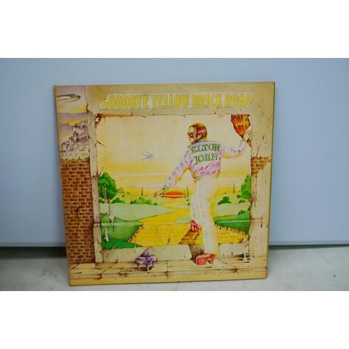 462 - Vinyl - Rock & Pop collection of approx 40 LP's including Rick Wakeman, Ultravox, Cockney Rebel, Elt...