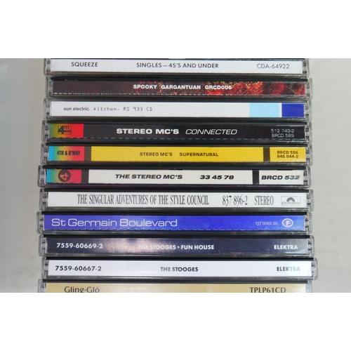 539 - CDs - around 150 cd albums in excellent condition featuring alternative, rock, pop, indie etc to inc...
