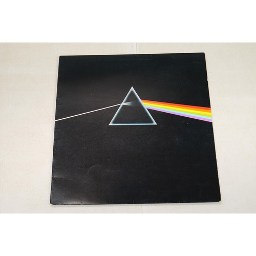 901 - Vinyl - Four Pink Floyd LPs to include 2 x Dark Side of the Moon SHVL804, Relics MFP50397 Stereo and...