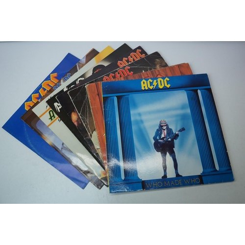 782 - Vinyl - Over 40 Rock & Pop LPs to include 10 x The Beatles, 3 x Tears For Fears, 14 x U2, 10 x AC/DC...