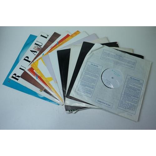 785 - Vinyl - Around 110 12