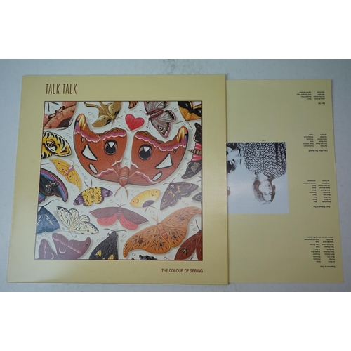846 - Vinyl - Three Simply Vinyl LPs to include Mike Oldfield Ommadawn SVLP322, Talk Talk The Colour of Sp...