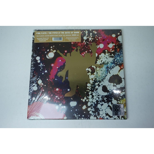 872 - Vinyl - Two Pink Floyd Record Store Day Exclusive LPs to include Saucerful of Secrets 7 Piper at The...