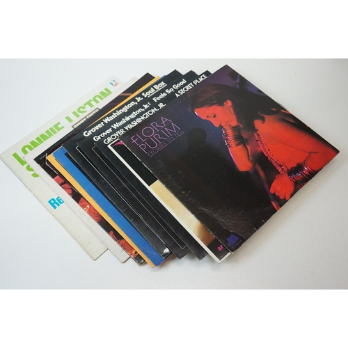 147 - Vinyl - Over 30 Jazz LPs to include Duke Ellington, Dave Brubeck, Herbie Mann, Chuck Mangione, Jimmy...