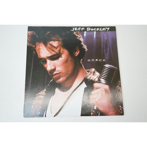 37 - Vinyl - Jeff Buckley Grace LP on Simply Vinyl SVLP0077, ex/ex