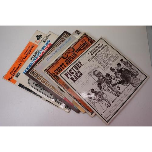 408 - Vinyl - Jazz collection of approx 30 LP's including Miles Davis, Duke Ellington, Herbie Mann, Peter ...