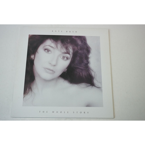 43 - Vinyl - Two Simply Vinyl LPs to include Kate Bush The Whole Story SVLP268 & Nick Drake Bryter Layter...