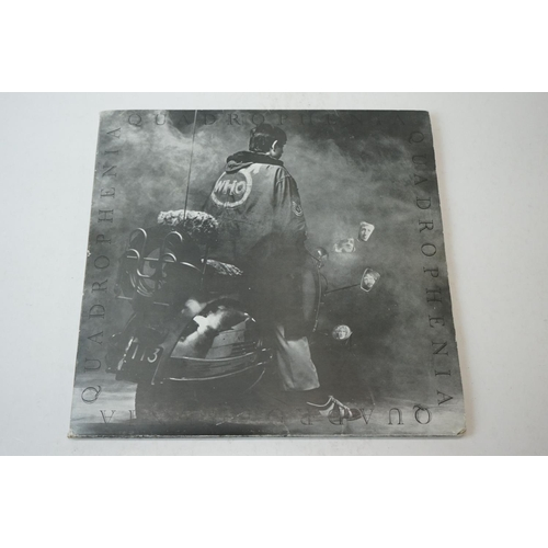 47 - Vinyl - The Who Quadrophenia (Track 26547 013).  Booklet intact but detached from gatefold sleeve.  ...