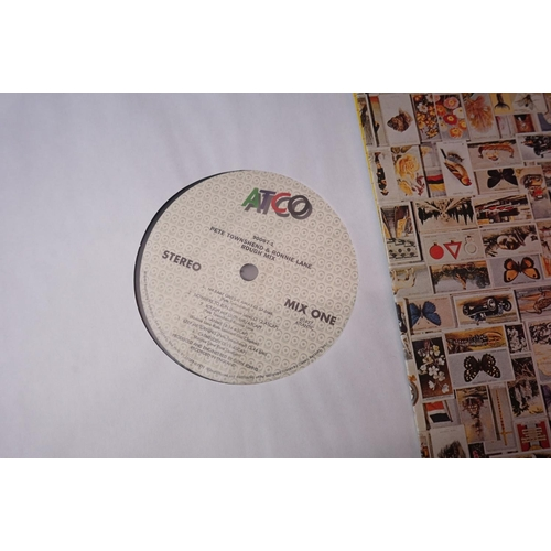 854 - Vinyl - Eight Rock LPs to include Yes Fragile AAPP7211, Neil Living With War In The Begginning on Re...