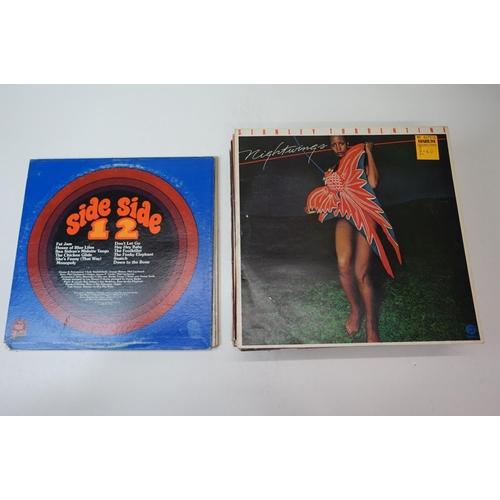 96 - Vinyl - Around 30 Jazz LPs to include King Curtis, Bob James, Earl Klugh, Wilbert Longmire etc, slee...