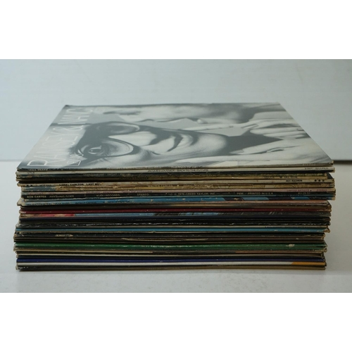 97 - Vinyl - Around 30 Jazz LPs to include Charles Earland, Larry Carlton, Roy Carter, Bully Cobham etc, ...