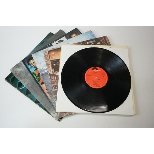 99 - Vinyl - Seven The Who LPs to include Who Are You?, By The Numbers No 115558, Meaty Beaty, Who's Next...