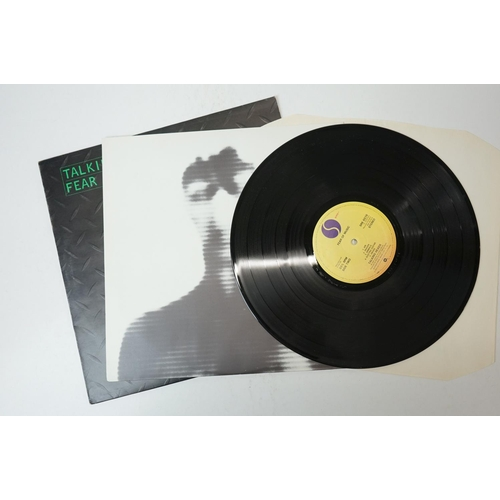 133 - Vinyl - Six Talking Heads LPs to include Fear of Music, Remain in Light, Live 2LP Set 1977-1979, Tru...