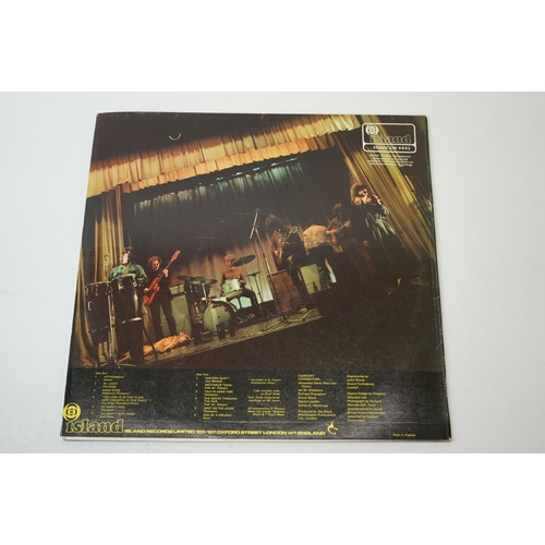 141 - Vinyl - Fairport Convention What We Did on Our Holidays LP on Island ILPS9092 stereo, Island orange/...