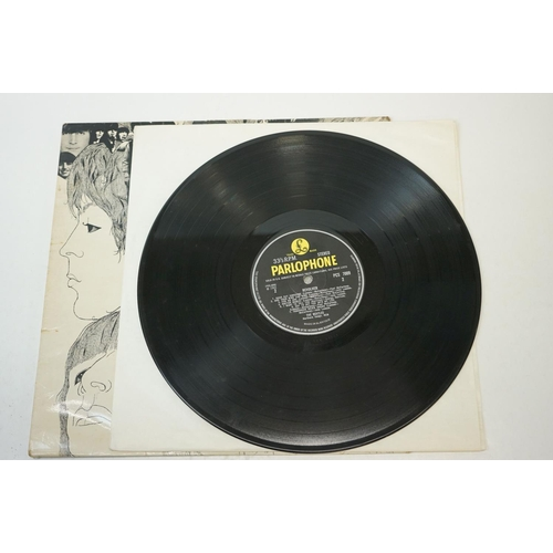 161 - Vinyl - Two The Beatles LPs to include Revolver PCS7009 stereo, the Gramophone Co and Sold in UK on ...
