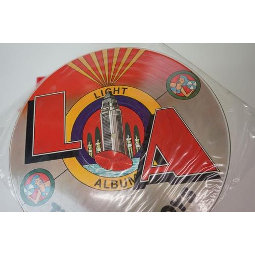 162 - Vinyl - Nine The Beach Boys LPs to include LA Light Album, Holland, In Concert, Greatest Hits, Sunfl...