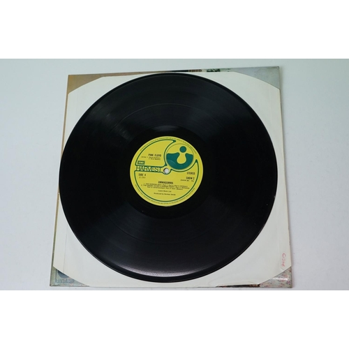 167 - Vinyl - Three Pink Floyd LPs to include Ummagumma SHDW1/2 third pressing with EMI logo and text to l...