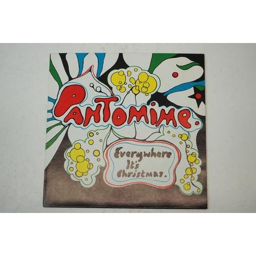 31 - Vinyl - Beatles Flexidisc pantomime Everywhere It's Christmas (LYN 1145) no fan club letter.  Sleeve...