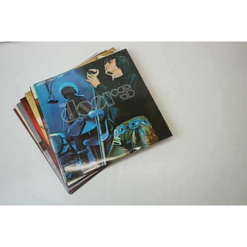 461 - Vinyl - First class collection of 15 Rock & Folk LPs to include Jefferson Starship, Roy Buchanan, Ro...