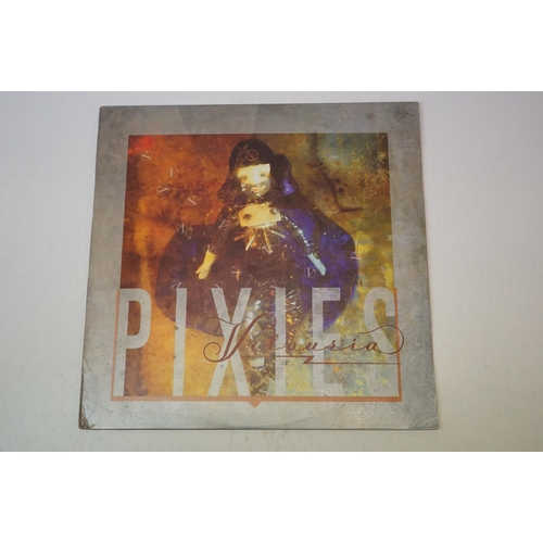 818 - Vinyl - The Pixies 2LP's & 1EP to include Troupe Le Monde (CAS 1014) Subbacultcha (ECHOLP 2010) and ...