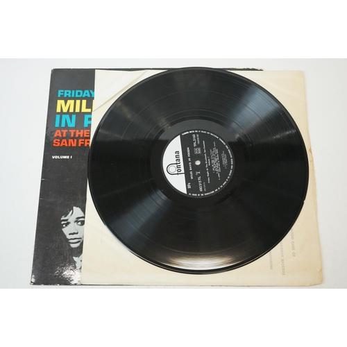 819 - Vinyl - Miles Davis 4 LP's to include In Person (Fontana TFL 5163), Live Miles (CBS 460064), In Euro...