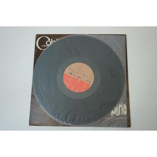 843 - Vinyl - Goblin Suspiria film soundtrack LP on EMI EMC3222, Stereo, vinyl ex, sleeve gd