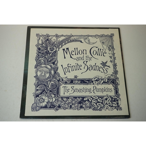 1 - Vinyl - The Smashing Pumpkins Mellon Collie and the Infinite Sadness 3 LP on Hut, HUTLP30, numbered ...