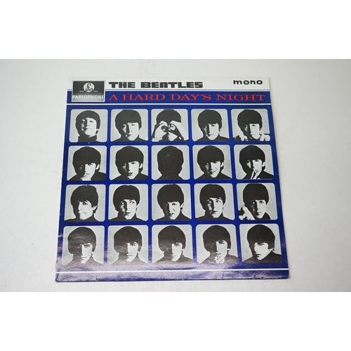 11 - Vinyl - 11 The Beatles LPs, to include White Album, With The Beatles, A Hard Days NIght, Revolver, F...